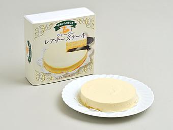 ジャージーレアチーズケーキ